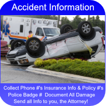 Capture Accident Information from MobileAppsOnly.com
