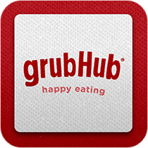 Mobile app GrubHub from MobileAppsOnly.com