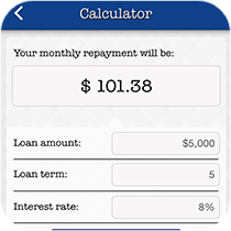 Mobile app Mortgage Calculator from MobileAppsOnly.com